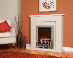 Celsi Electriflame Royale Silver