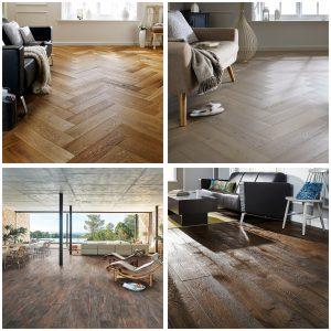 hard wood floors