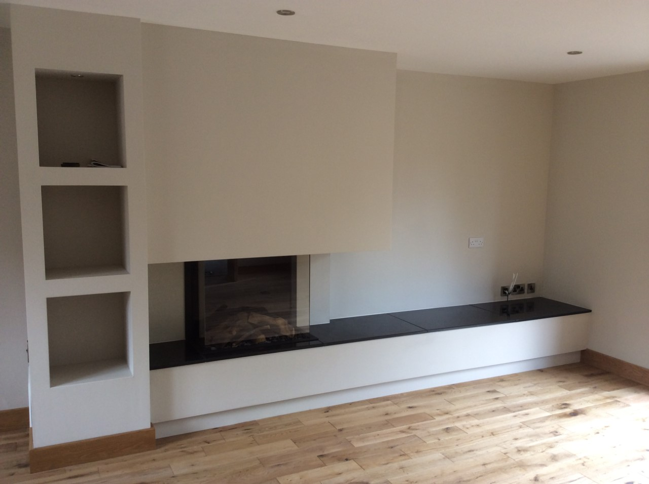 false chimney breast installations the fireplace studio brighouse